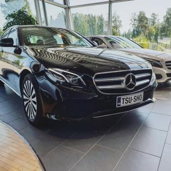 @ttnordic_fi: Mercedes-Benz E350 e Plug-Inn Hybrid 📍TsushoAuto #mercedesbenz #hybrid #ttnordic #tsushoauto #toyotaespoo #toyotakaivoksela #premiumselection