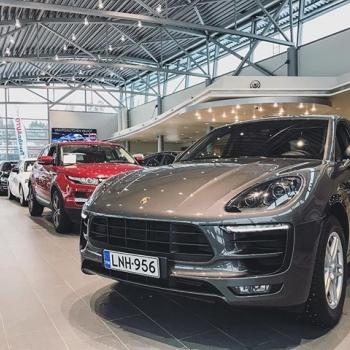@ttnordic_fi: Porsche Macan S✨ 📍TsushoAUTO  #porsche #macan #porschemacan #premiumselection #ttnordic #tsushoauto #toyotakaivoksela