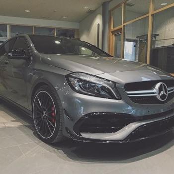 @ttnordic_fi: Mercedes-Benz A 45 AMG 🔥  #mercedesbenz #mercedesbenza45amg #a45 #a45amg #premiumselection #ttnordic #tsushoauto #toyotakaivoksela