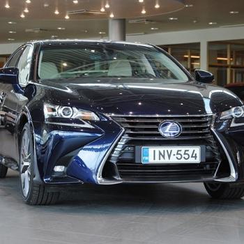 @tsushoauto: Ylellinen sedan Lexus GS 300h Hybrid A Executive.  Koe ja vaikutu💎  Automyyntimme palvelee sinua ma-pe klo 10-18 ja la klo 10-16.  Ota yhteyttä myyntiimme 📞 010 851 8430  https://www.tsushoauto.fi/vaihtoautot/inv-554.html  #lexus #lexusgs #lexusgs300 #lexusgs300h #clublexus #lexusdaily
