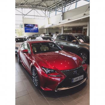 @tsushoauto: Lexus RC 300h Hybrid A F Sport  TsushoAUTO | 0108518430  #lexus#lexusrc#rc300h#lexushybrid#lexusnation#lexusclub#lexussuomi#lexusfinland#fsportsociety#tsushoauto