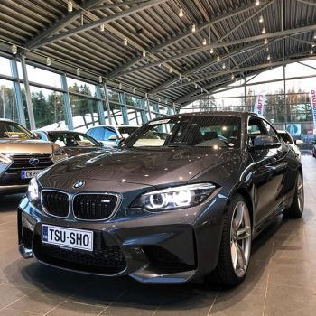 @tsushoauto: ⚡️BMW F87 Coupe M2⚡️ #bmw #bmwm2 #bmwclub #bmwsuomi #m2 #carsale #autoliike #tsushoauto #ttnordic