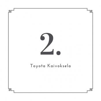 @toyotakaivoksela: LUUKKU 2.  Toisen luukun takaa paljastuu Supra pienoismalli. Pienoismalleja löytyy 3 eri värissä. Tilaa omasi itselle tai pukinkonttiin shop.ttnordic.fi. Olet tervetullut myös ostoksille Toyota Kaivokselaan! ✨  #ttnordic#toyotakaivoksela#joulukalenteri2019#joulukalenteri