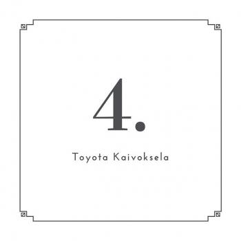 @toyotakaivoksela: LUUKKU 4.  Neljännen luukun takaa paljastuu uusi Toyota C-HR! ✨  Uuden sukupolven hybridi: kaksilitrainen, 184 hevosvoiman tehon tuottava hybridivoimalinja  Parempia yhteyksiä: Applen CarPlayn ja Android Auton kautta voit suoraan hyödyntää puhelimesi toimintoja auton multimedianäytössä.  www.ttnordic.fi  #ttnordic #toyotakaivoksela #joulukalenteri2019 #joulukalenteri #toyotachr #chrhybrid